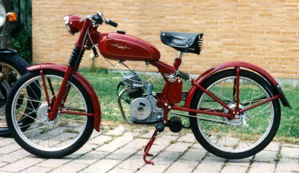 Ducati 60 Sport – Ekspressen 36/95