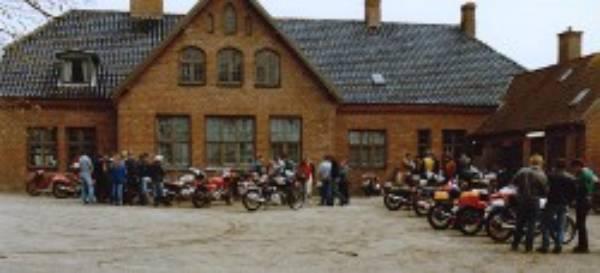 Ducati Klub Danmark 25 år